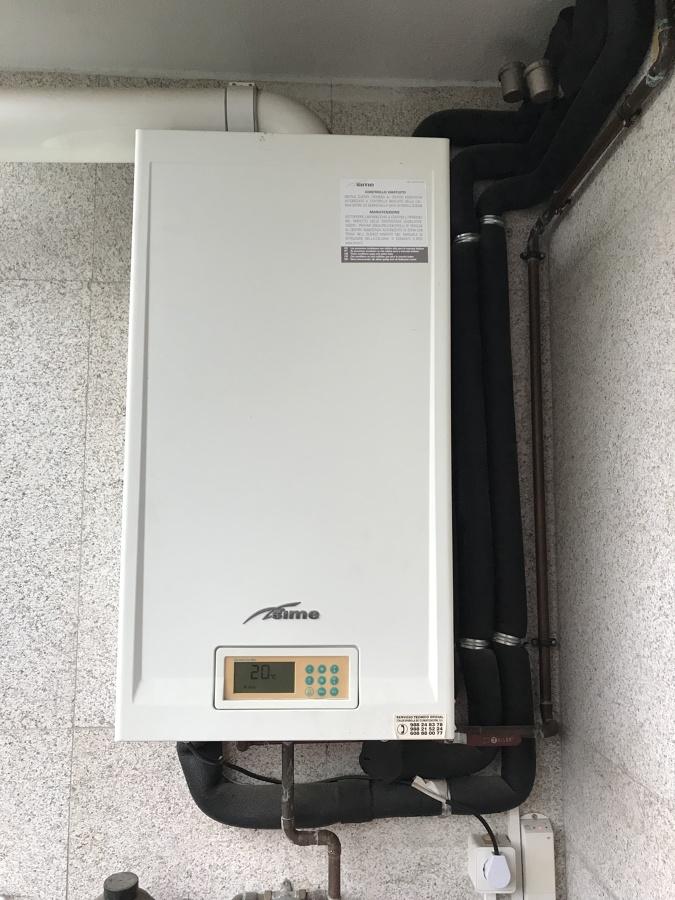 Foto instalaci n de caldera de calfagas instaladores de for Instaladores de calderas de gas