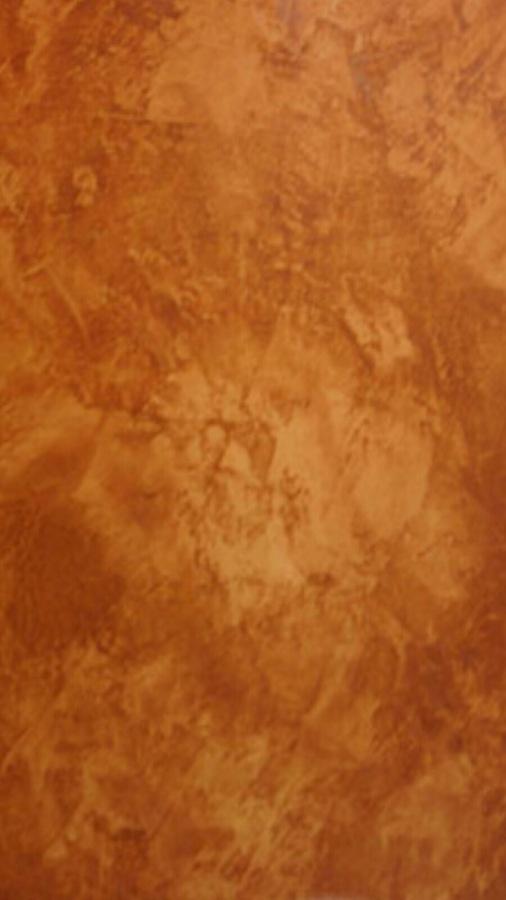 Trapeado efecto marmolisado interior