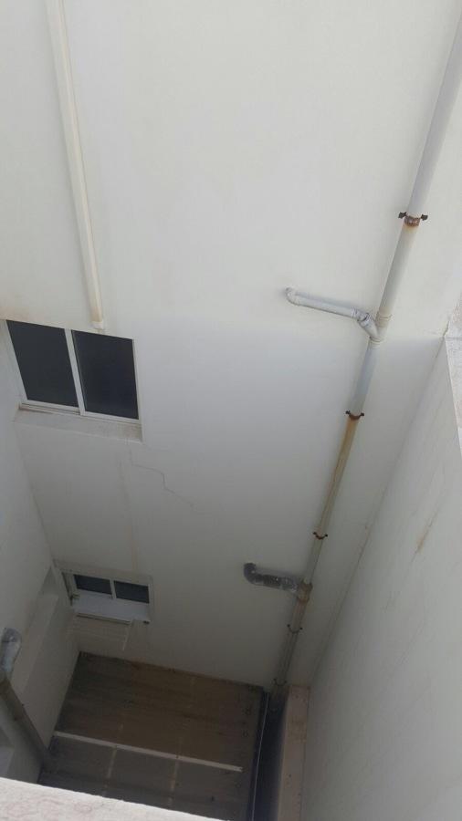 Patios interior viviendas comunitarias