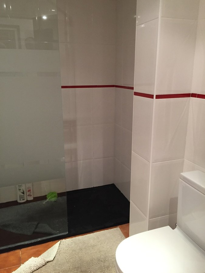 baño completo en calafell