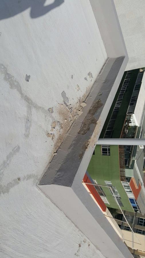 Impermeabilización azotea edificio