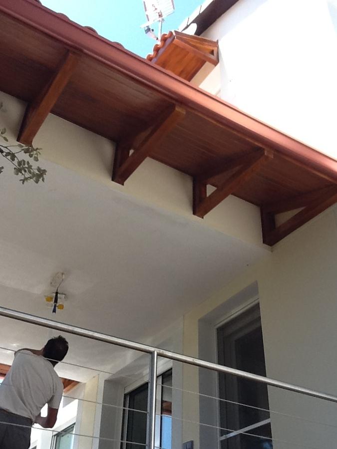 decorar terrazacon madera
