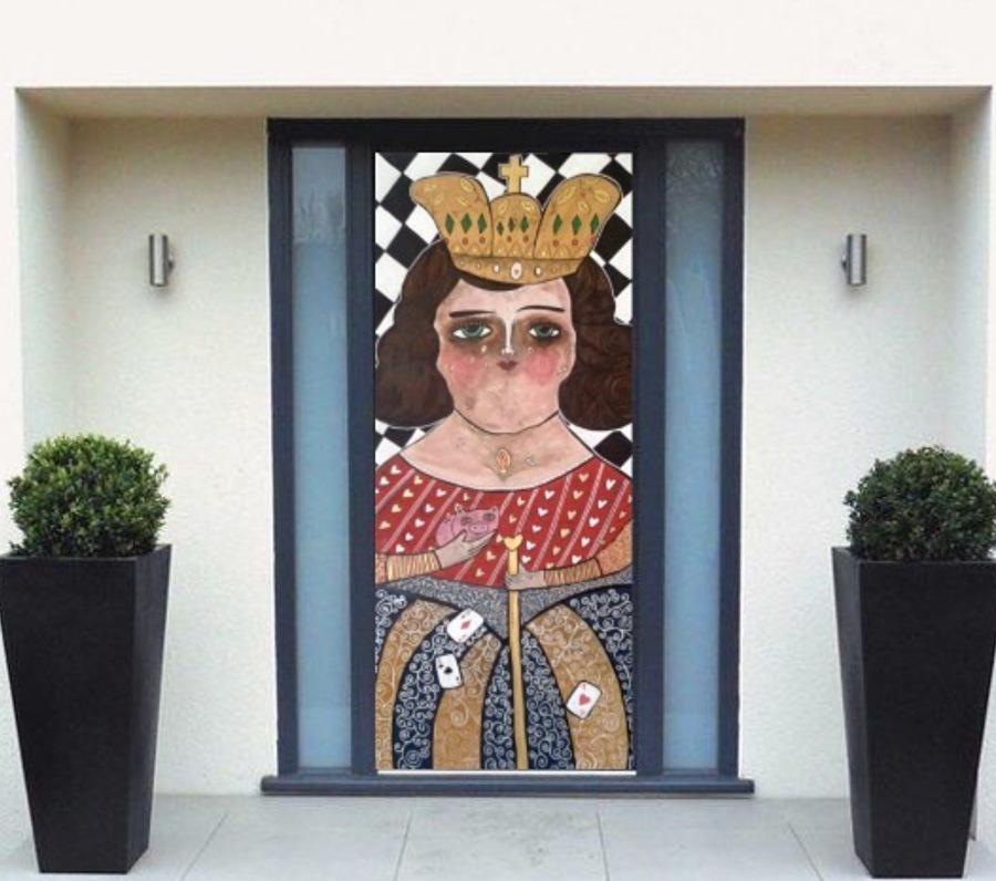 Puertas artísticas