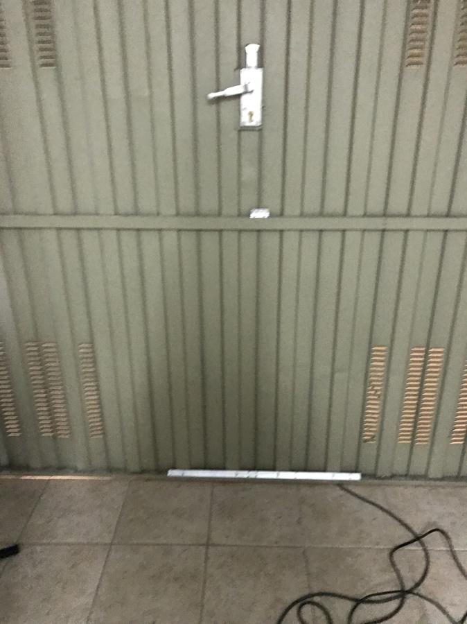 Reparacion puerta de garaje