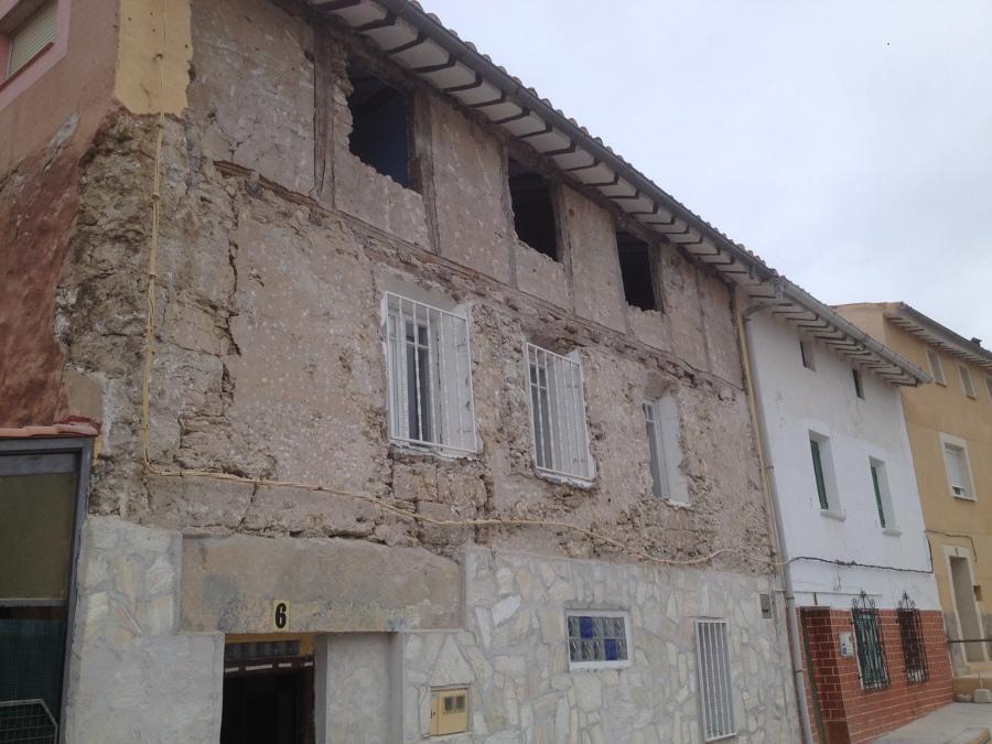 rehabilitacion de fachada en cotegram