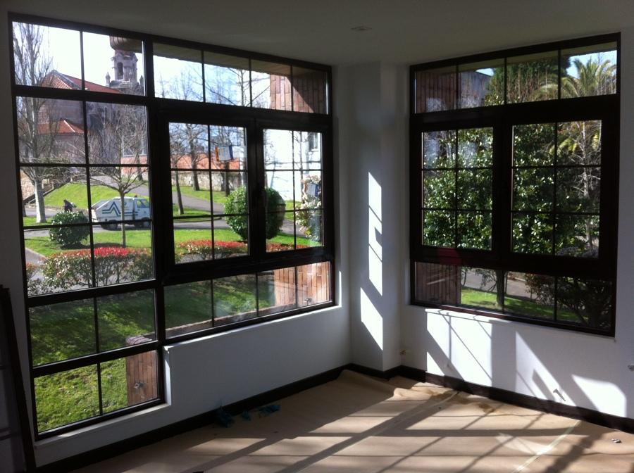 ventanas mirador del salón