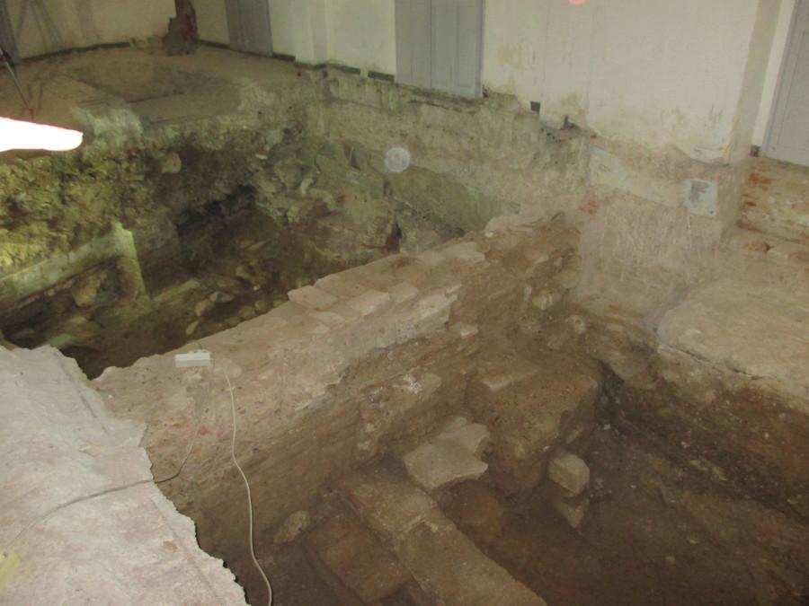 obras de arqueologia