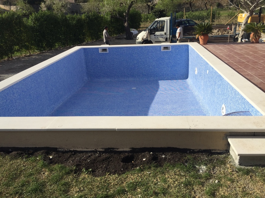piscina despues