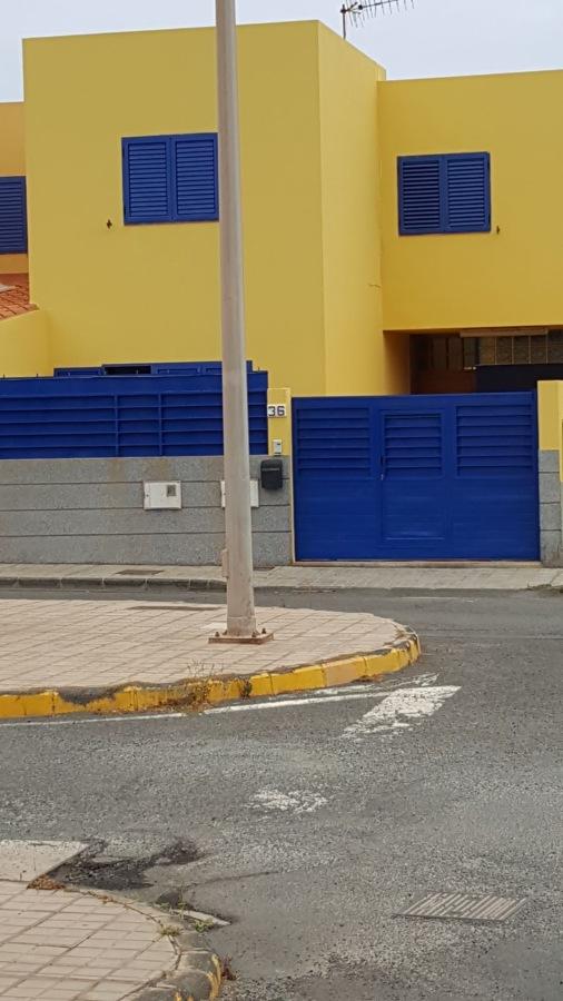 Pintura exterior fachada duplex