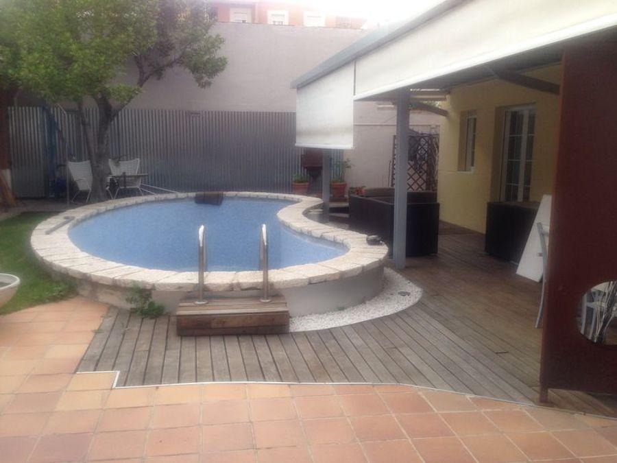 foto piscina elevada de obra de piscinas dama 1056476