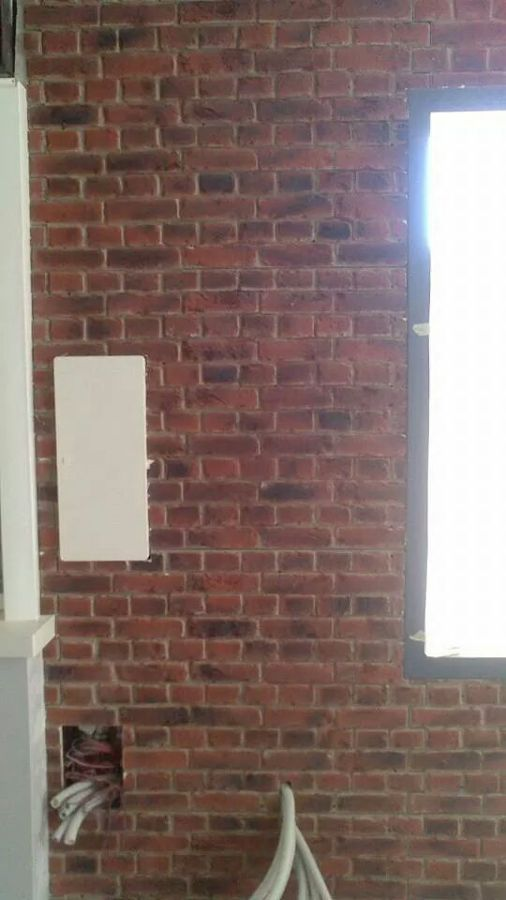 Foto panel imitacion de ladrillo de multiservicios pylcor 954946 habitissimo - Panel imitacion ladrillo ...