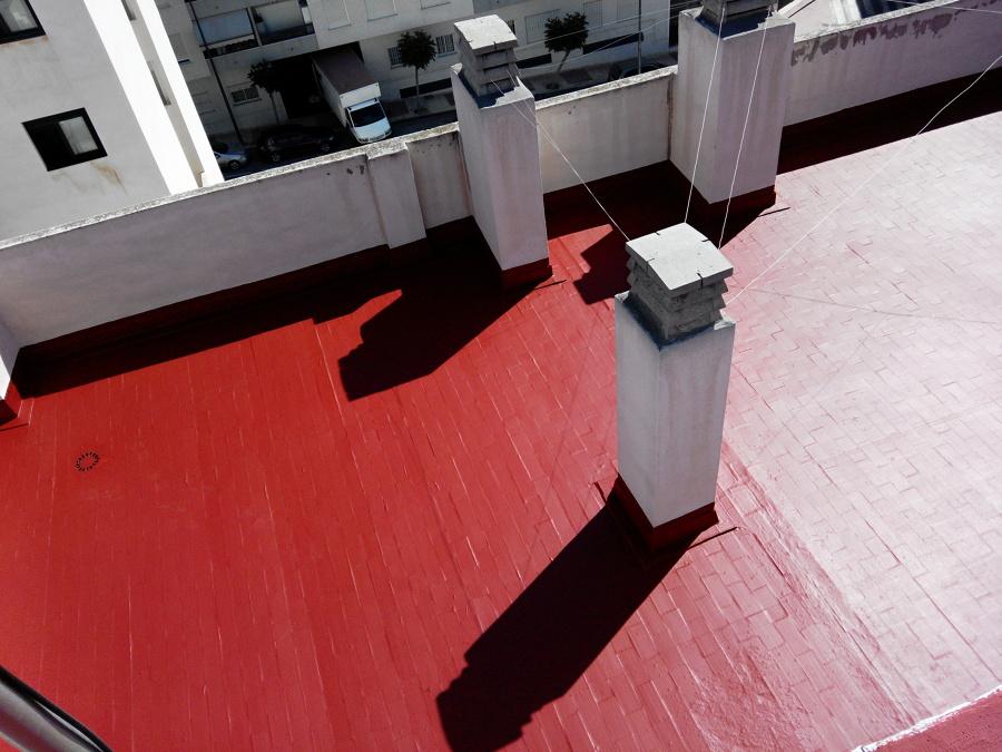Impermeabilización de terraza en el Campello