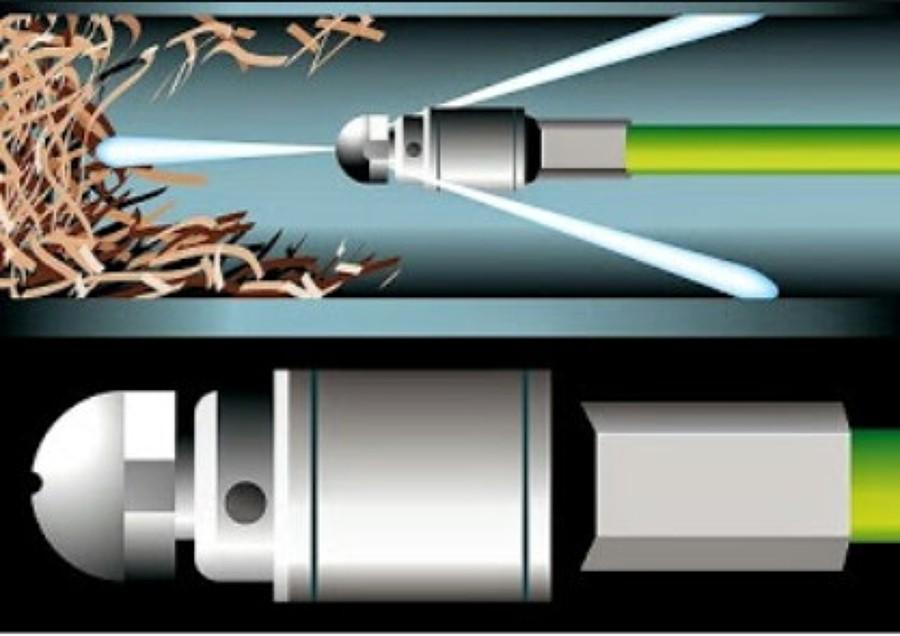 Foto desatasco de desatascos jj 854989 habitissimo - Desatascador de tuberias a presion ...