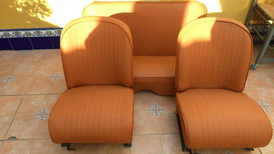 Foto asientos de coche de tapicer a c rdenas 1286976 - Tapiceros en salamanca ...