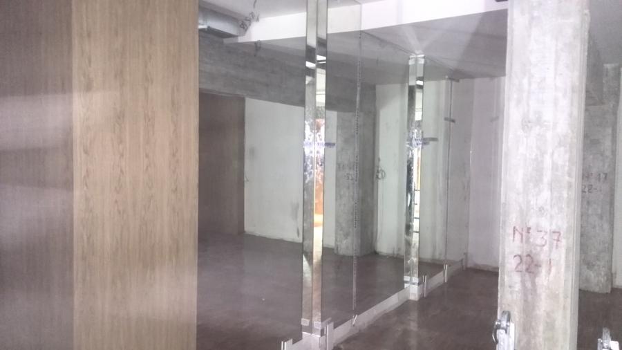 mural de espejos