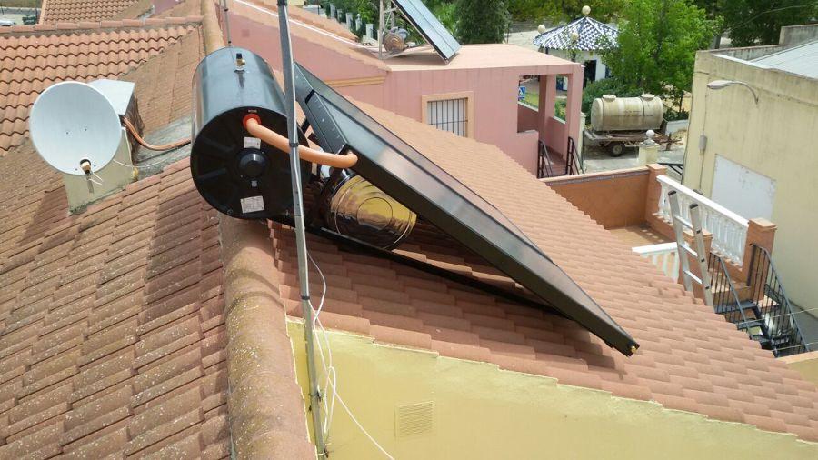 Instalación de Agua Caliente Sanitaria