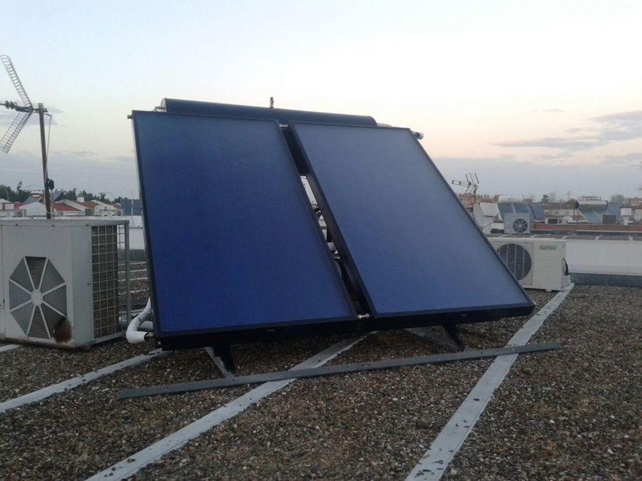 Instalación Solar de ACS