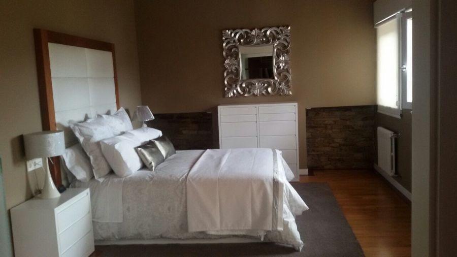 Habitación decorada y reformada