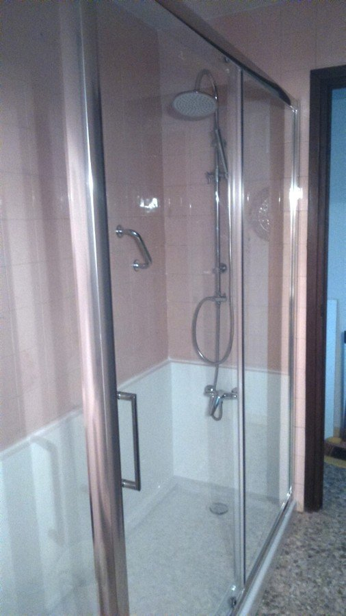 sustitución bañera por ducha