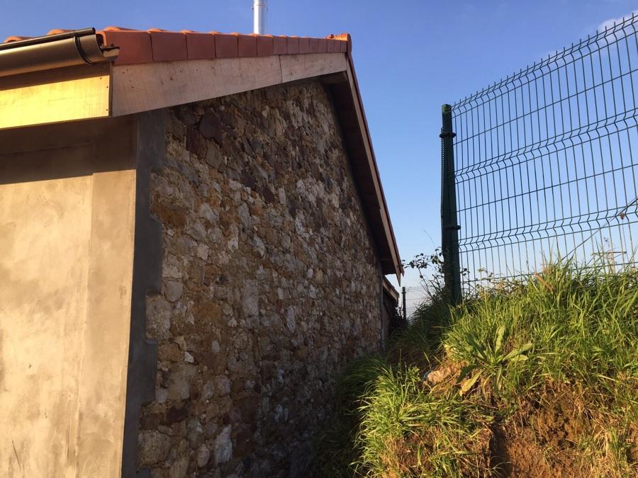 Construcción de casa en posada de llanera