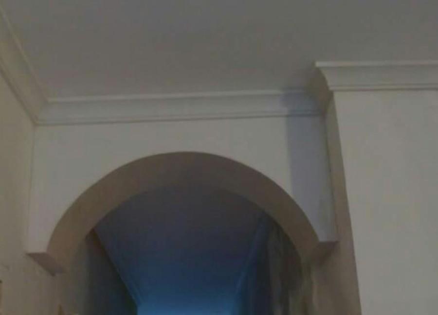 Arco en escayola