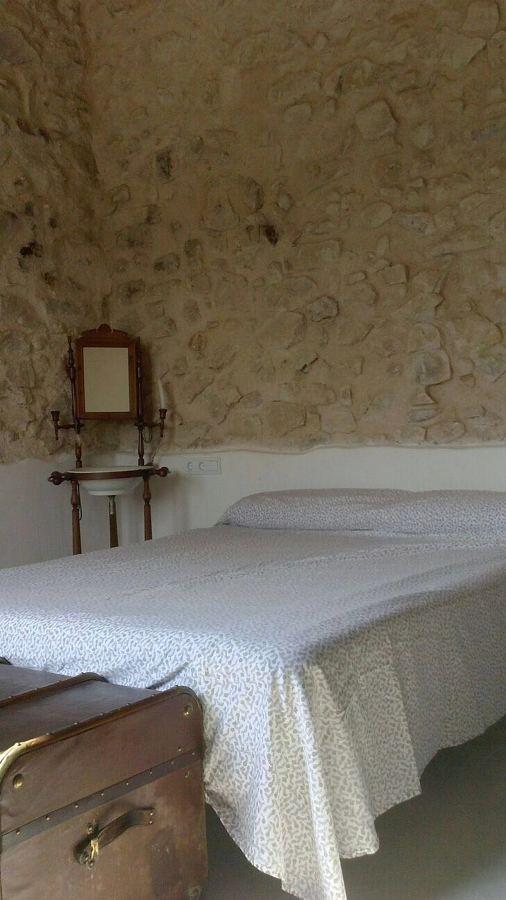 Dormitorio estilo rustico