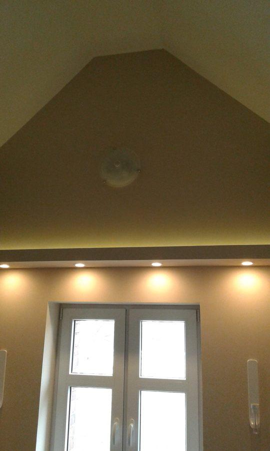 Foto forrado de pladur de paredes y techos de escalera - Fotos de techos de pladur ...
