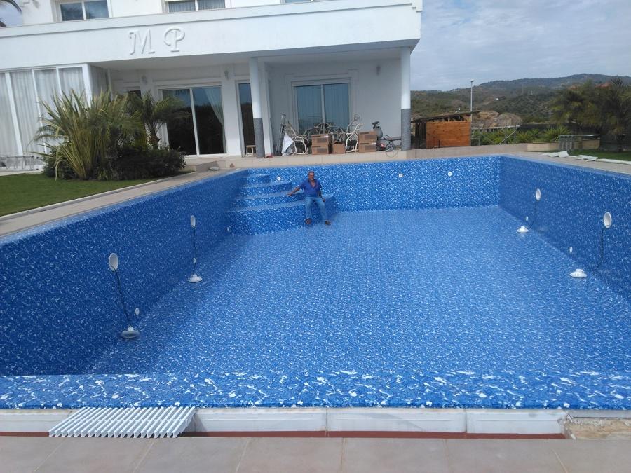 Reavilitación de una piscina