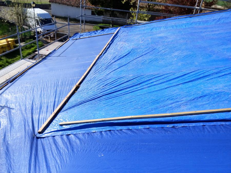 Tapado de cubierta