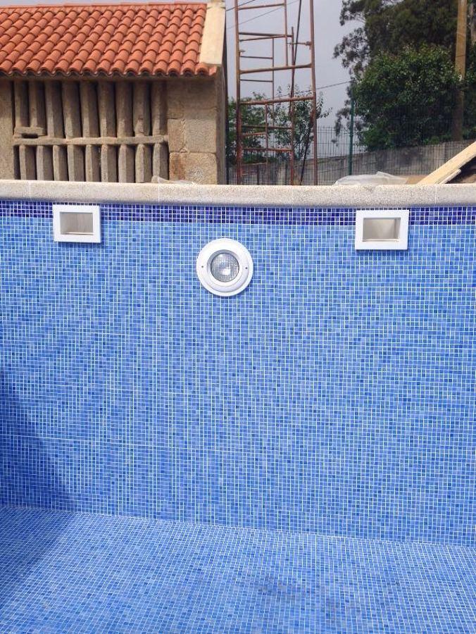 Foco sumergible de piscina 12v