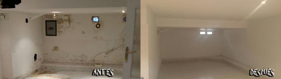 Acondicionamiento de sótano