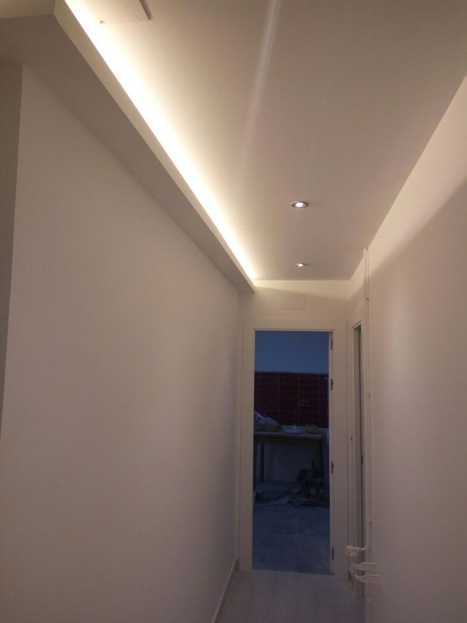 Foseado Perimetral Finest Stunning With Foseado Perimetral Luz - Luces-indirectas