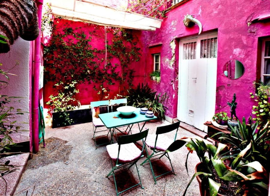 Patio Casa Palacio