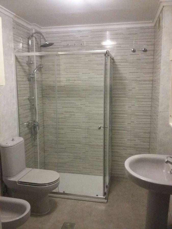Cambio bañera por plato de ducha (Gijón) despues