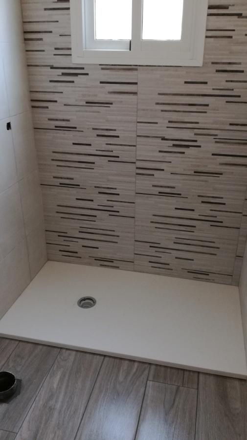 Baño moderno.