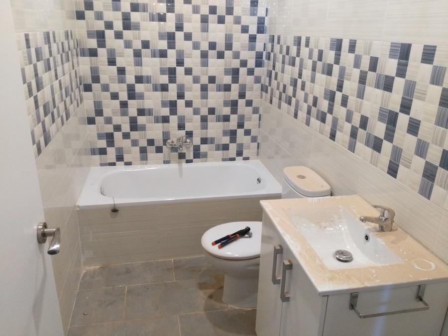 Reforma del baño completa