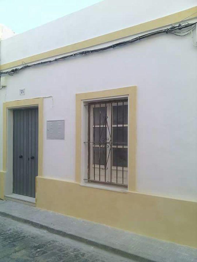 La nueva fachada reformada