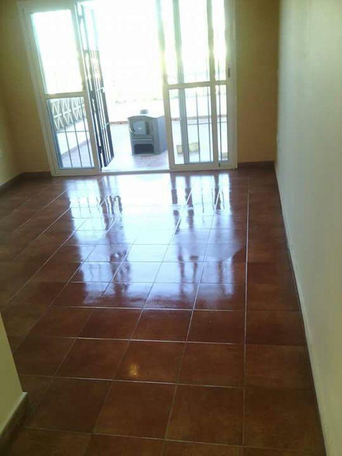 El piso una vez acabado (suelo)