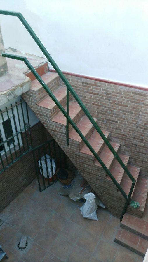 Solar escalera+patio
