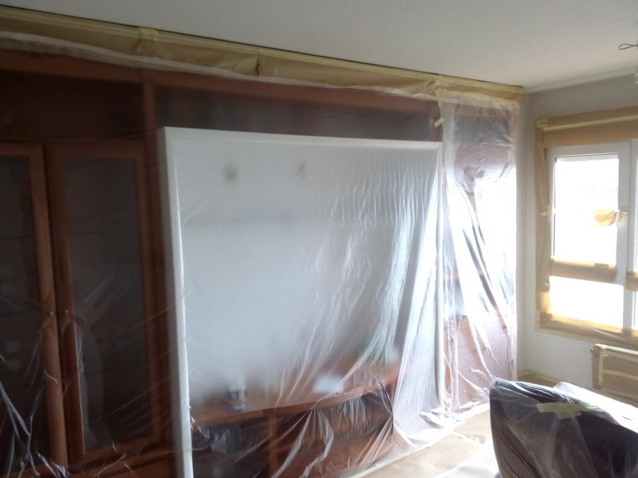 Preparación pre-pintado