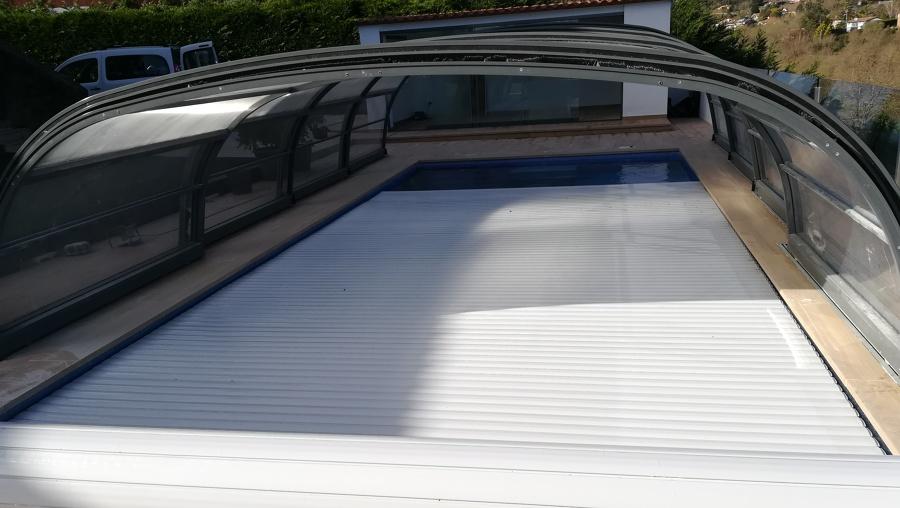cubierta automatica