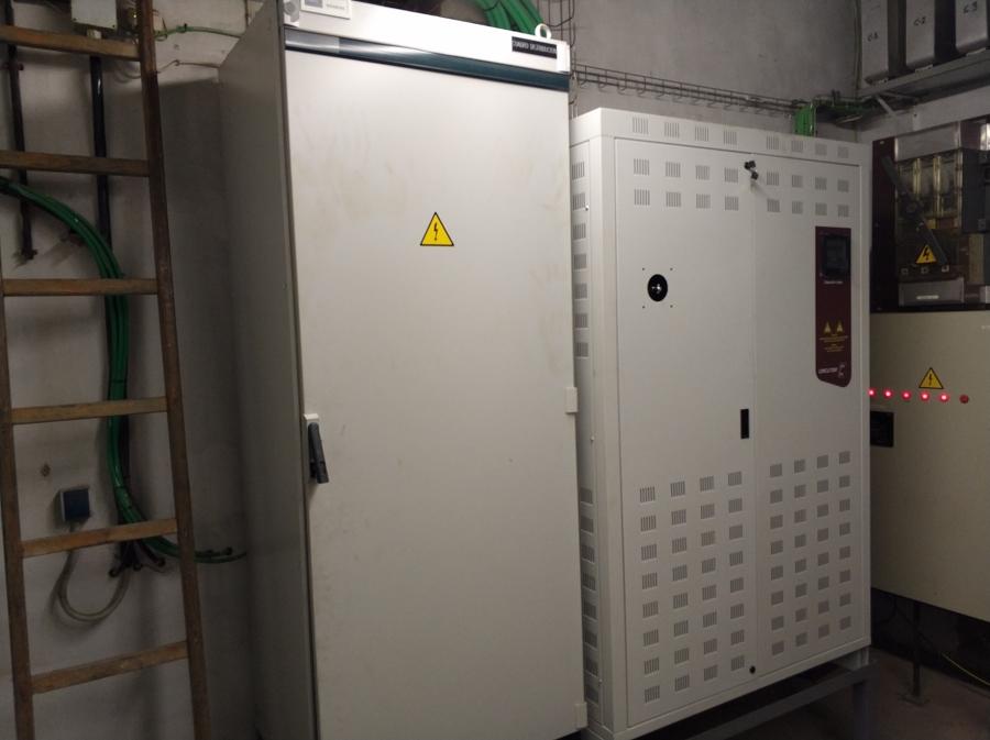 Batería Condensadores