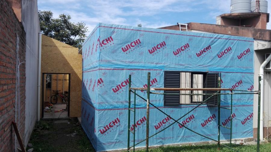 Remodelación y ampliación de vivienda