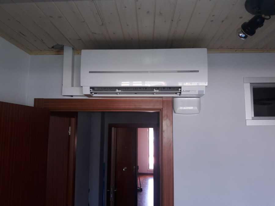 instalacion de aire acondicionado