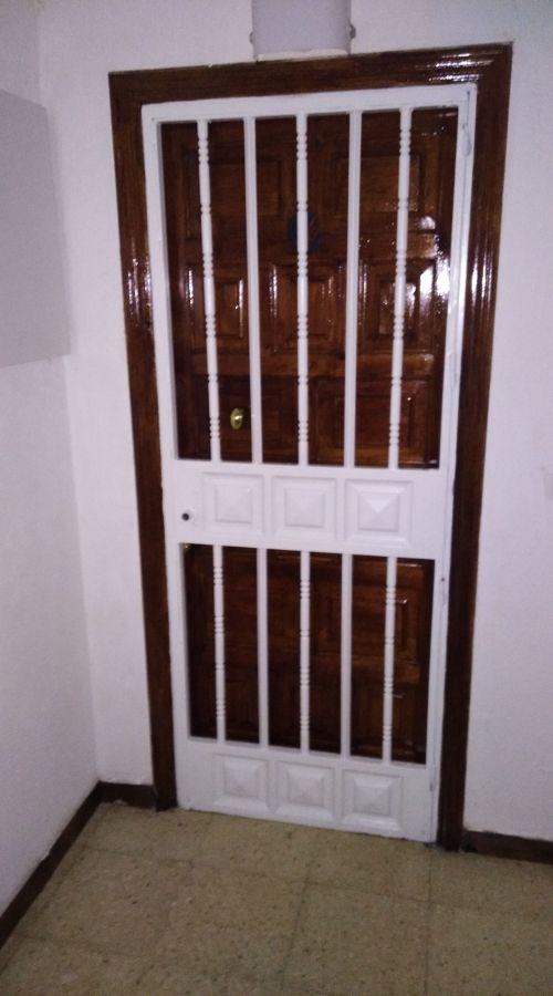 Restauración de puerta y verja