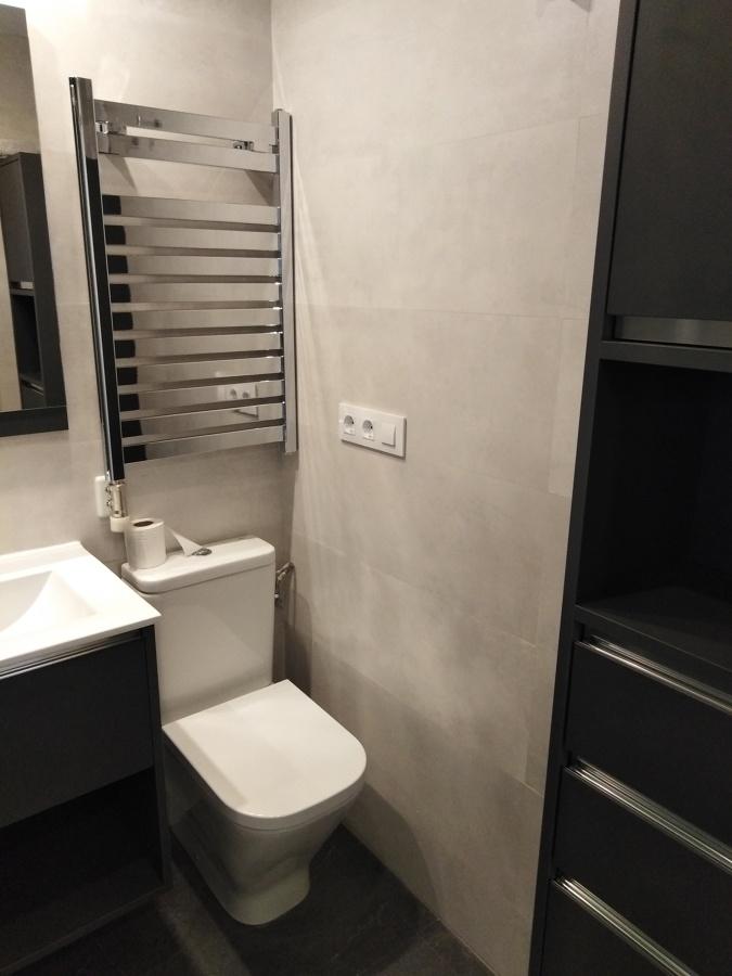 Limpiezas de fin de obra en el baño