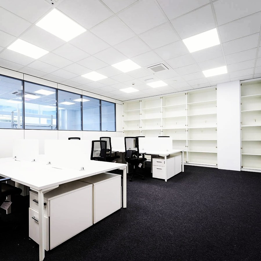 Oficinas zona operativa