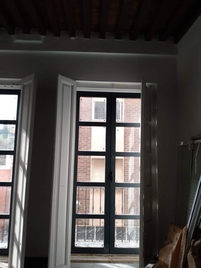 Rehabilitación ventanas