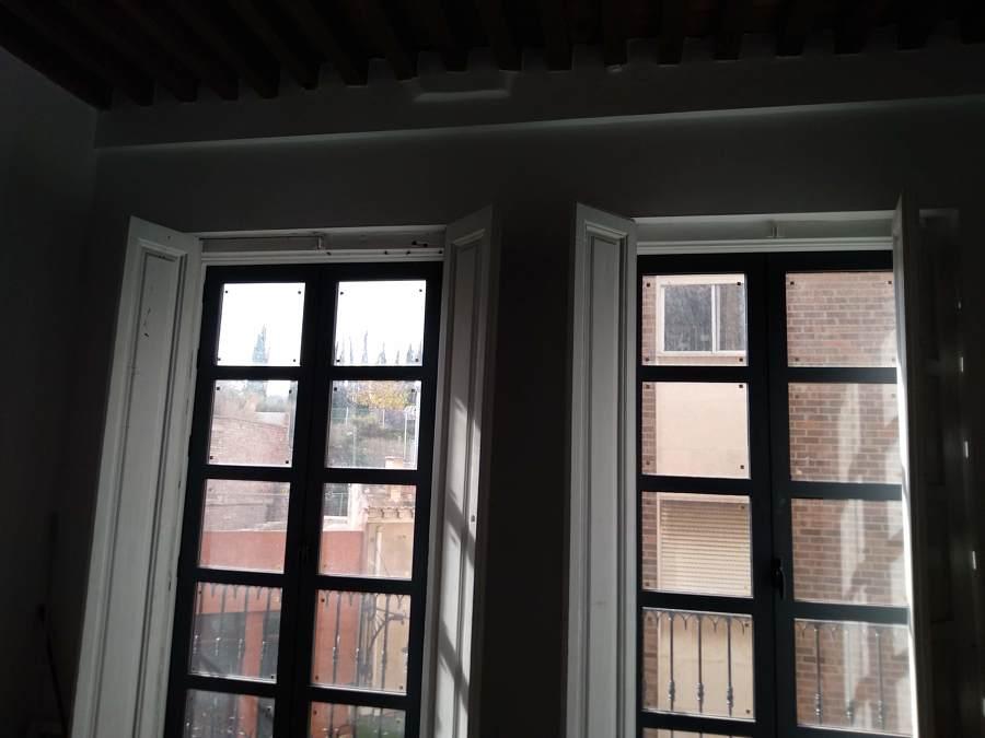 Rehabilitación ventanas 2