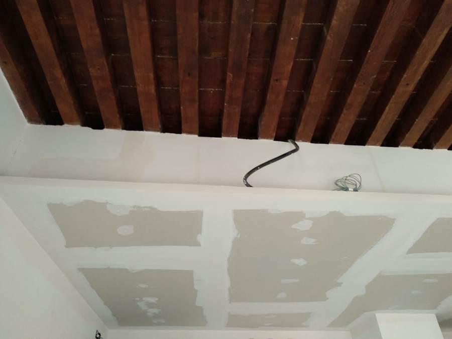 Rehabilitación techo madera 3